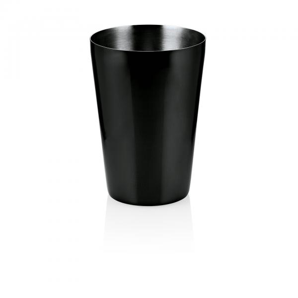 Boston Shaker, 0,54 ltr., Chromnickelstahl mit schwarz glänzender PVD Beschichtung