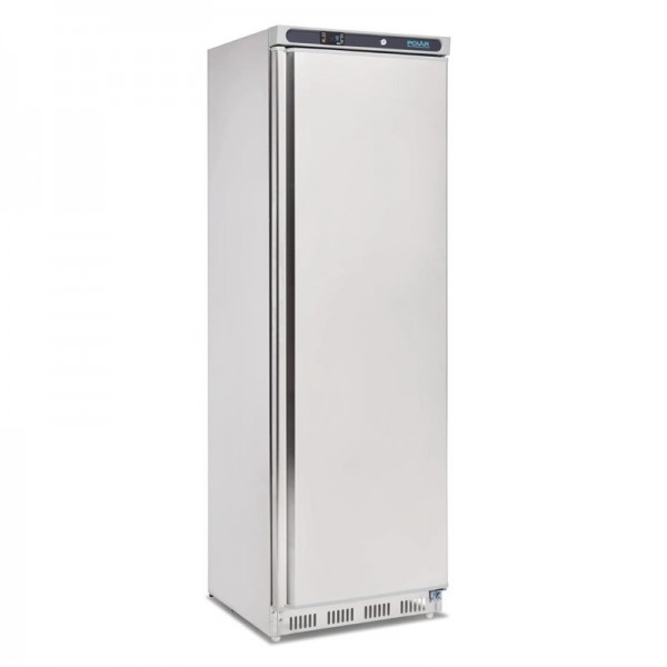 Polar Serie C Kühlschrank Edelstahl 400L