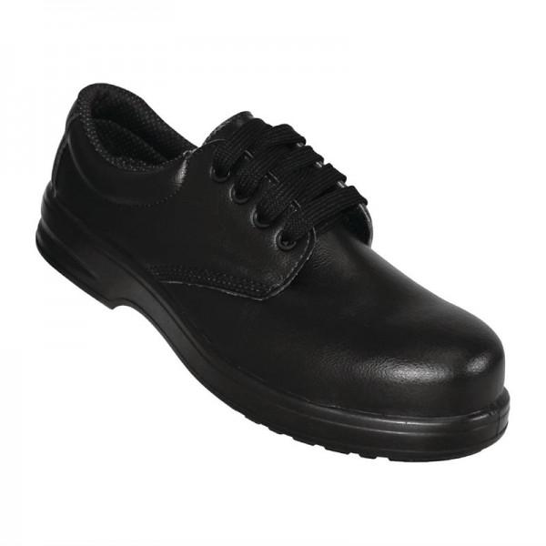 Lites Sicherheits-Schnürschuhe schwarz 39