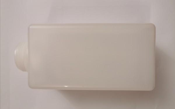 Leere Euroflasche 1000 ml für vorhanden Spender mit Öffnung aussen Ø 49 mm