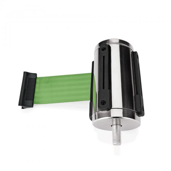 Einzelgurtband für Abgrenzungspfosten Highflex 1114 100 & 304, grün, 2 m