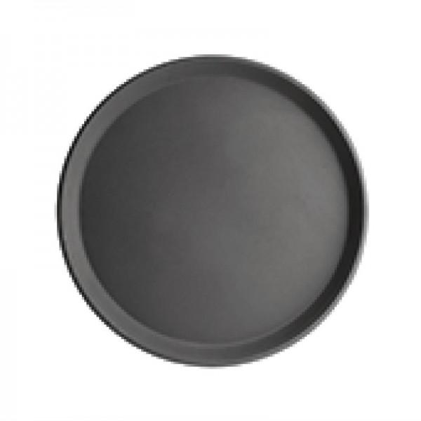 Kristallon Polypropylen Antirutsch Serviertablett rund 35,6cm