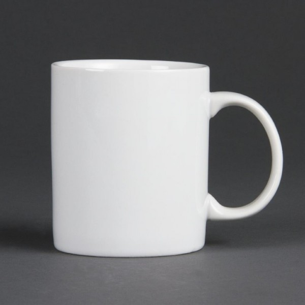 Olympia Whiteware Kaffeebecher 28,4cl 12 Stück