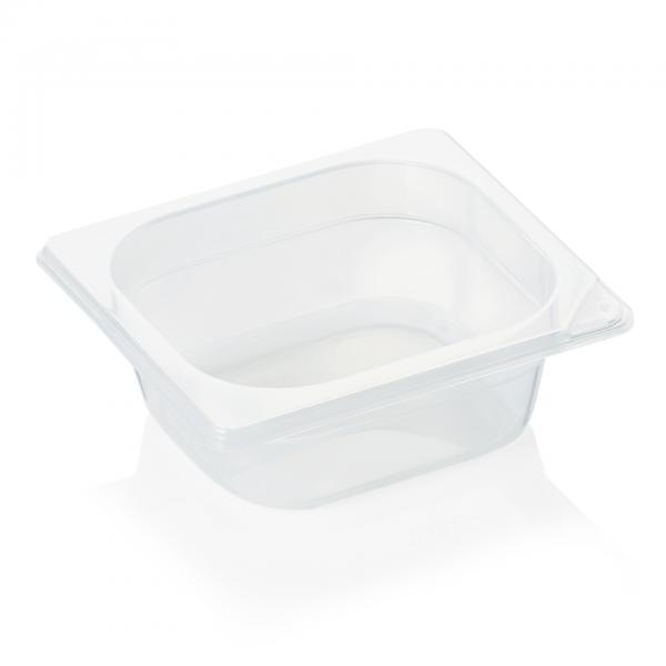 GN Behälter 1/6-065 mm, Polypropylen