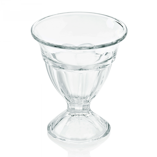 Eisbecher, 0,25 ltr., Glas