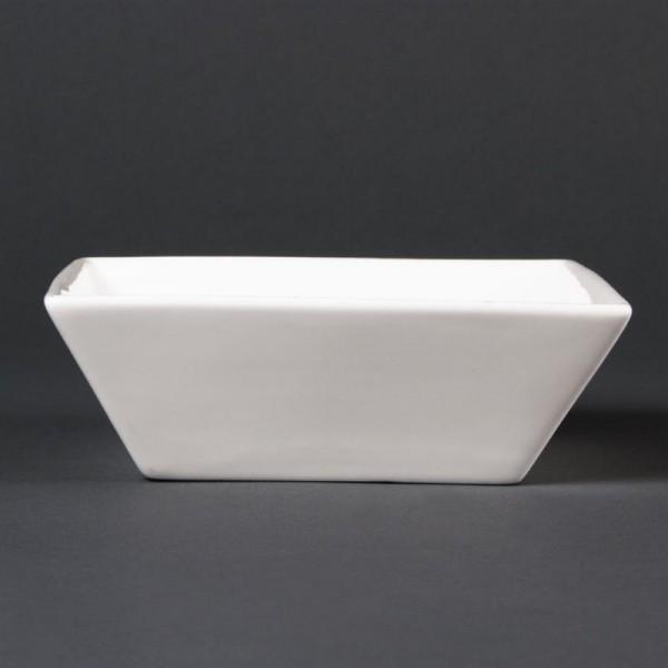 Lumina quadratische Schalen 14cm 6 Stück
