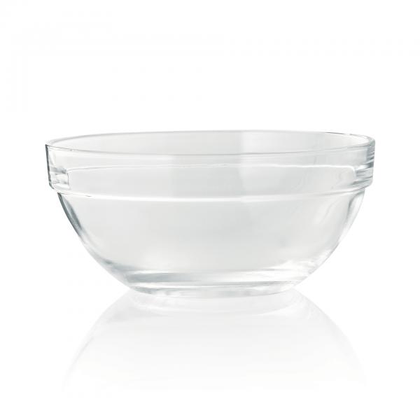 Schüssel, Ø 12,5 cm, gehärtetes Glas