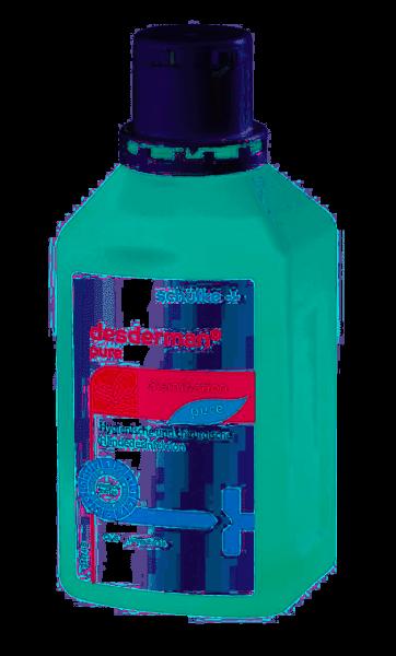 Desderman Pure® Händedesinfektionsmittel 0,5 Ltr. Schülke Dosierflasche
