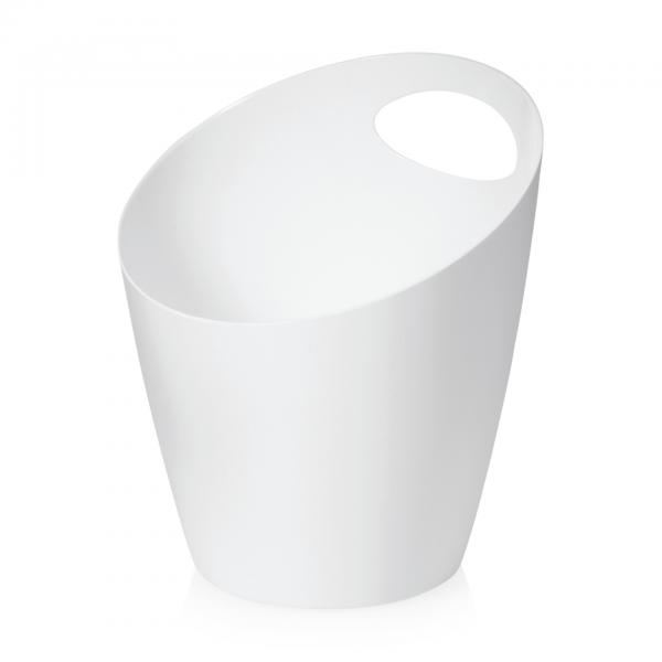 Flaschenkühler, 19 x 21,5 cm, weiß, Polypropylen