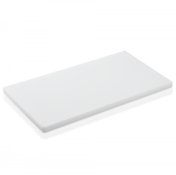 Schneidbrett HACCP GN 1/1, weiß, Polyethylen