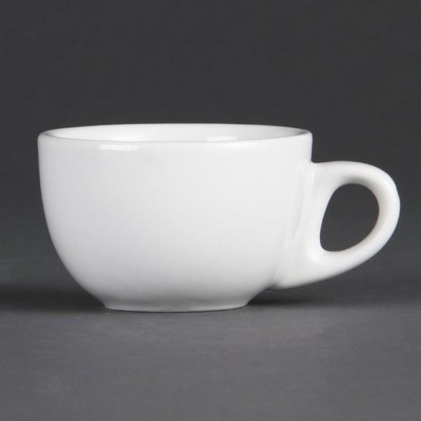 Olympia Whiteware Espressotassen 8,5cl 12 Stück