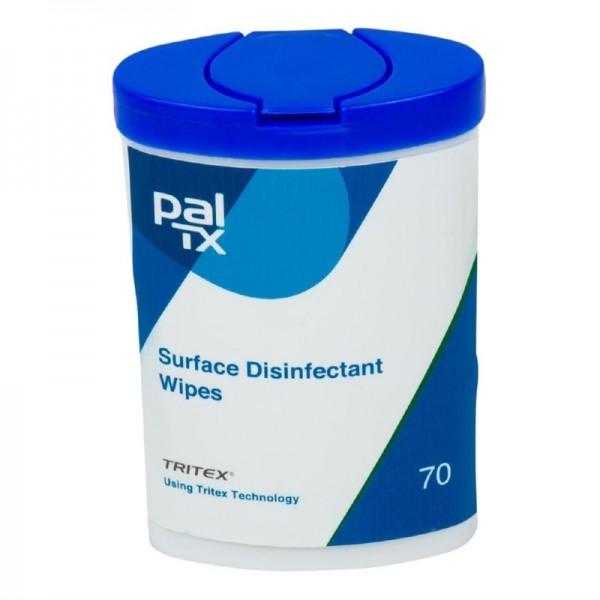 Pal Desinfektionstücher - 12 x 70 Stück 12 Stück