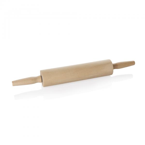Teigrolle, Ø 5,5 cm, Rolle 25 cm, Holz