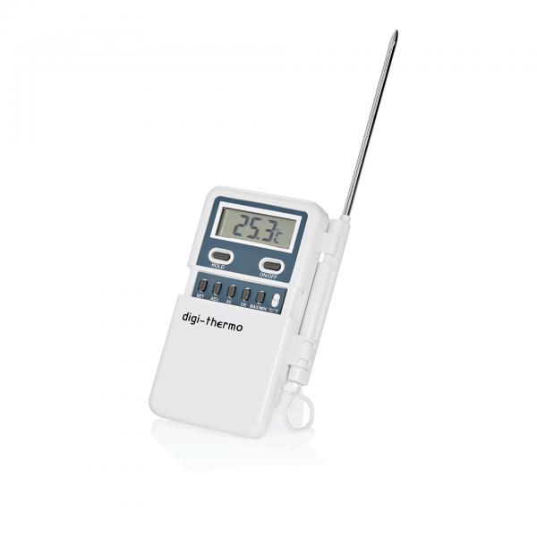 Digital Thermometer, 20,5 cm, Kunststoff
