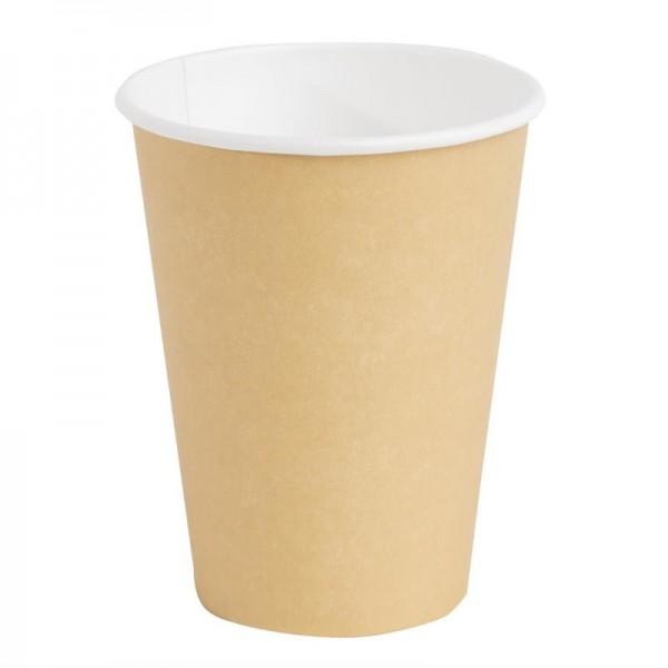 Fiesta Coffee To Go Becher 340ml hellbraun x50 50 Stück