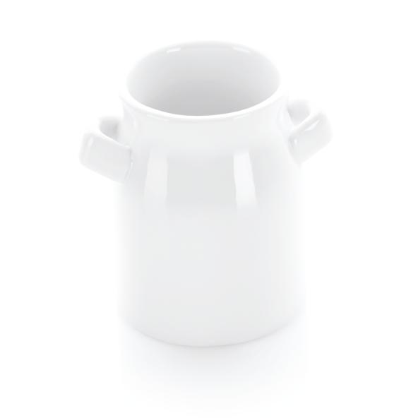 Mini-Milchkanne, Ø 6 cm, Porzellan