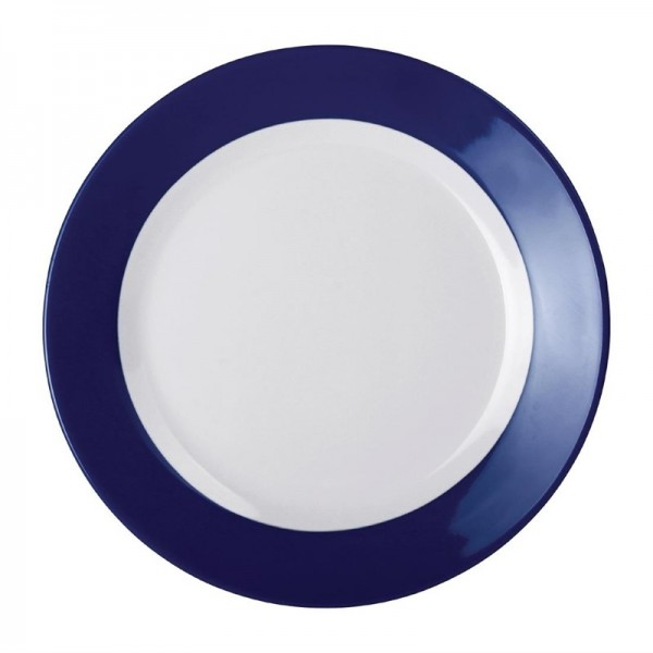 Kristallon Gala Teller blau 19,5cm 6 Stück