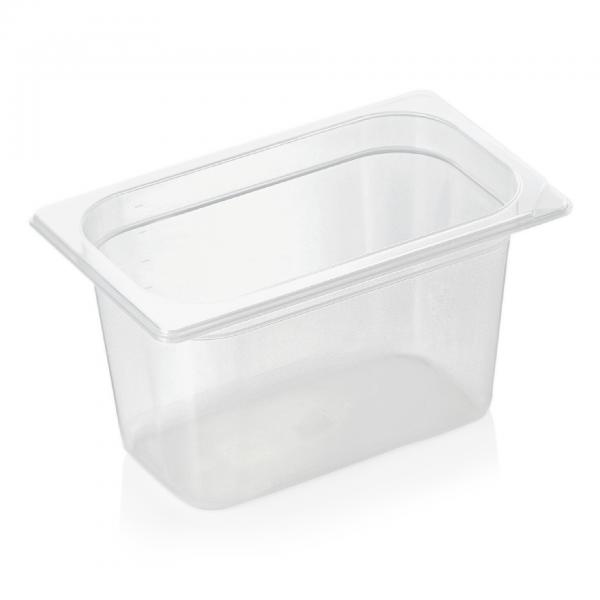 GN Behälter 1/4-150 mm, Polypropylen