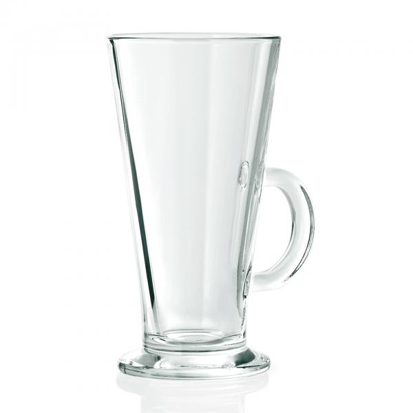 Eiskaffee mit Henkelgriff, 0,27 ltr., Glas