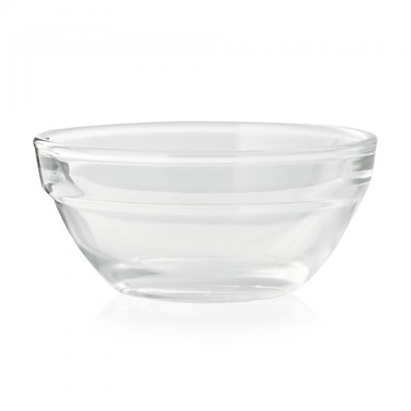 Schüssel, Ø 6 cm, gehärtetes Glas