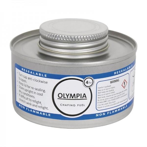 Olympia flüssige Brennpaste 4 Std. 12 Stück