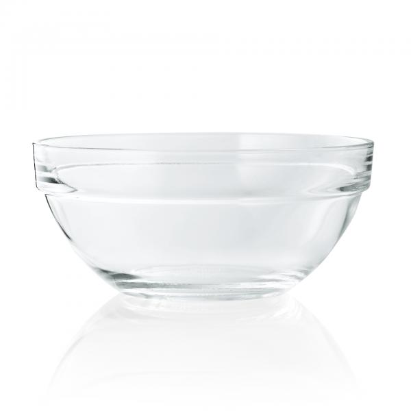 Schüssel, Ø 20 cm, gehärtetes Glas