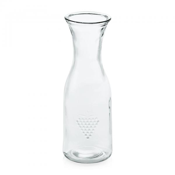 Karaffe, 1,00 ltr., Glas