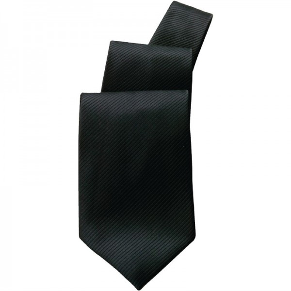 Uniform Works Krawatte schwarz