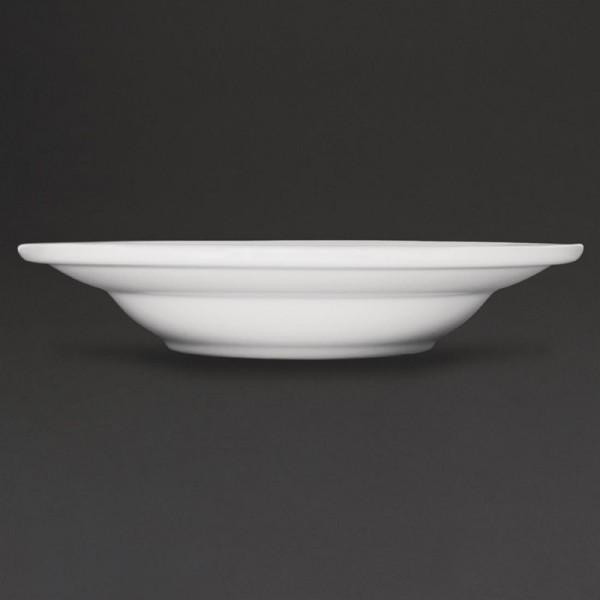 Athena Hotelware Suppenteller 22,8cm 6 Stück