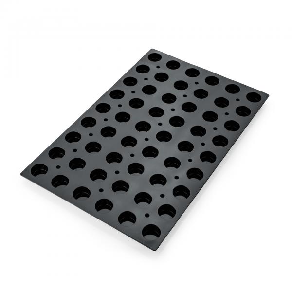 Backform, 54 Formen, Petit Four, 59 x 38,5 cm, Silikon