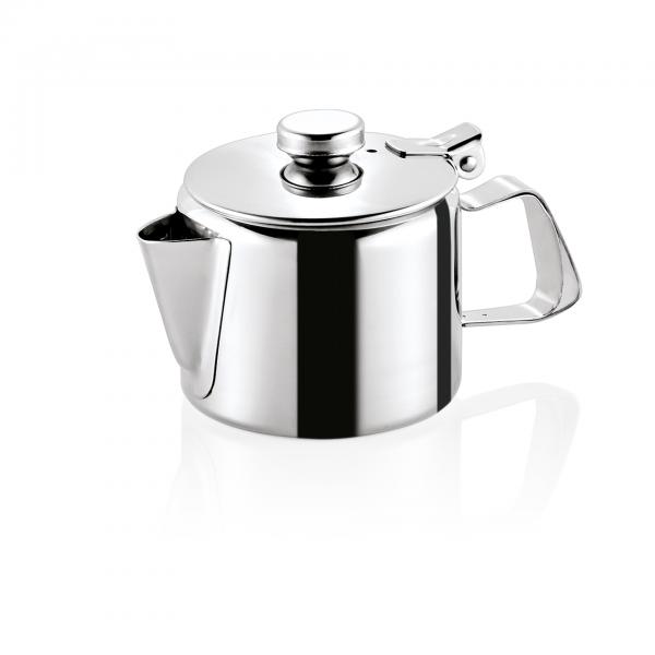 Teekanne, 0,60 ltr., Chromnickelstahl