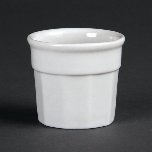 Olympia Whiteware Saucenbecher 3,7cl 12 Stück