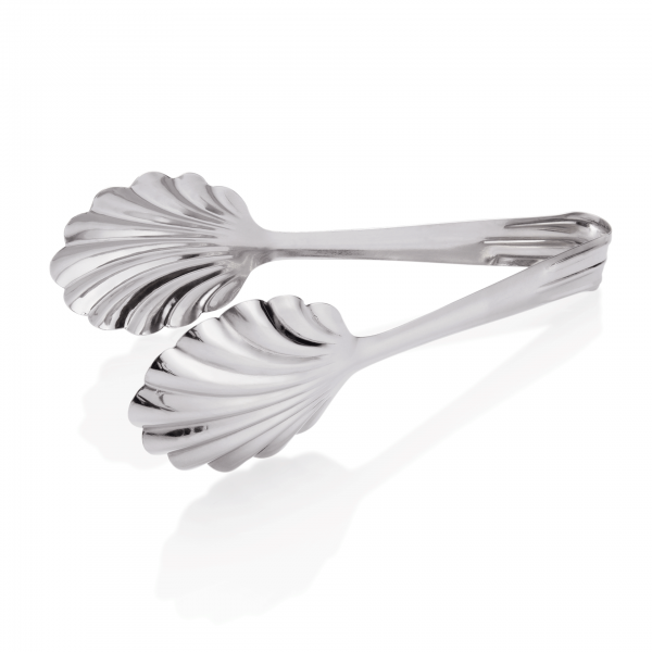 Brotzange, 21 cm, Chromnickelstahl