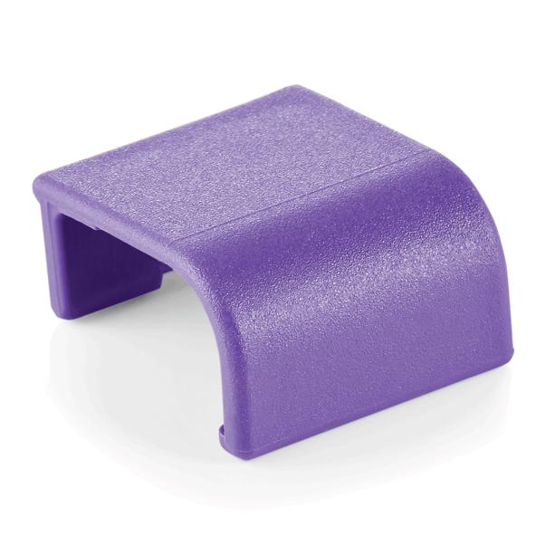 Markierungsclip HACCP, violett, für Serie 84