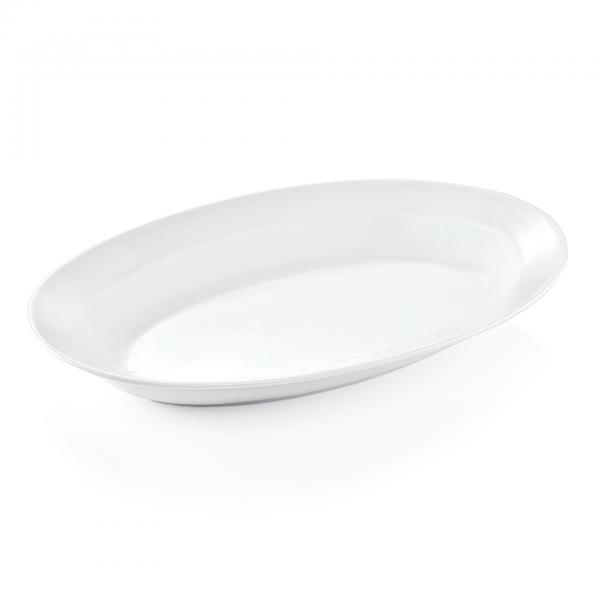 Platte, 40 x 27 x 5,2 cm, Porzellan