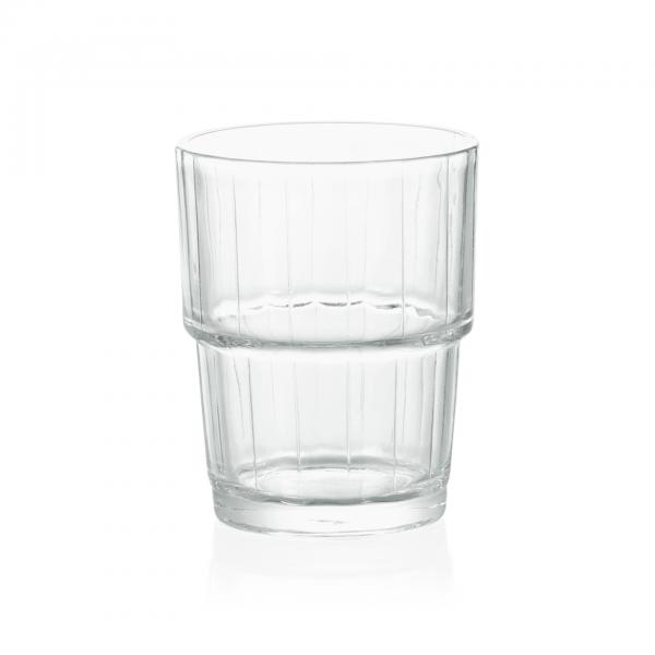 Allzweckglas Hamburg, 0,20 ltr., gehärtet