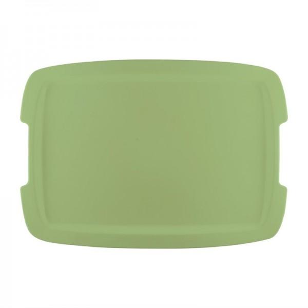 Roltex Paturel Serviertablett grün 43,5 x 31cm