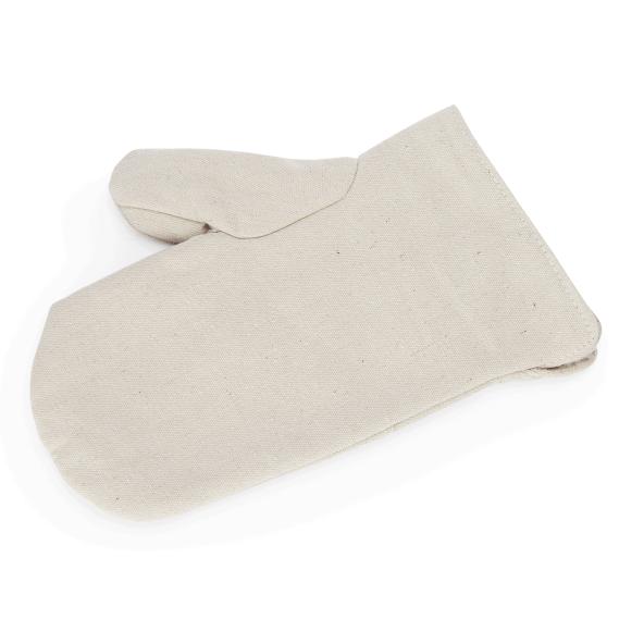 Hitzefausthandschuhe, 30 cm, Baumwolle/Polyester