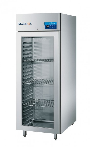 Magnos Kühlschrank mit Glastür 570 Ltr.