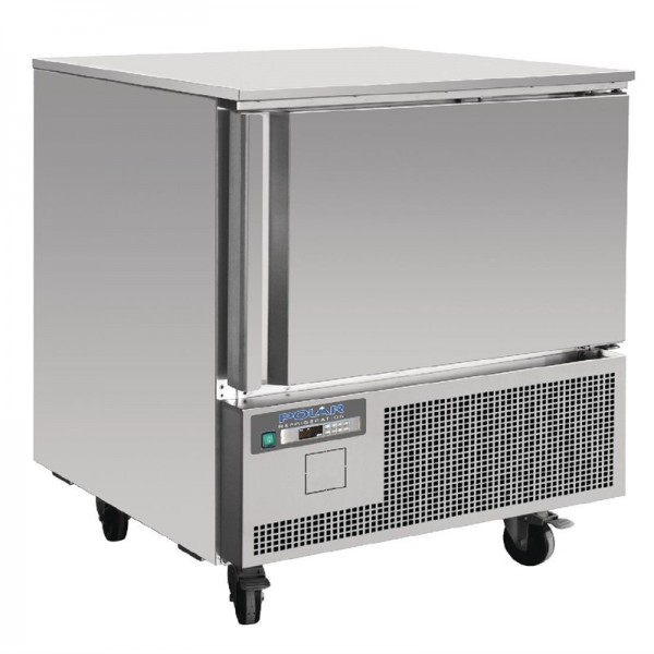 Polar Serie U Schnellkühler / Schockfroster 12kg / 8kg