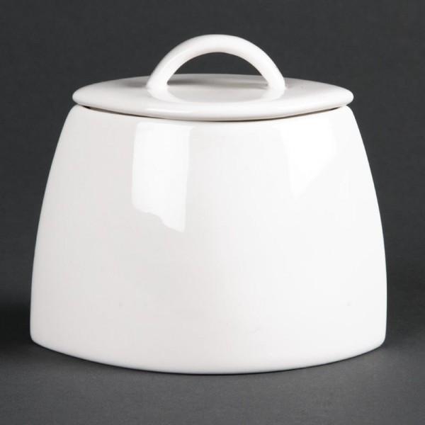 Lumina ovale Zuckerdose mit Deckel 20cl 6 Stück
