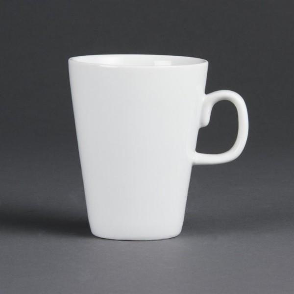 Olympia Whiteware Kaffeebecher 31cl 12 Stück
