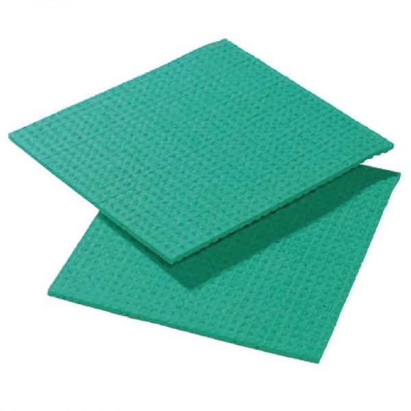 Spongyl Reinigungstücher grün 10 Stück