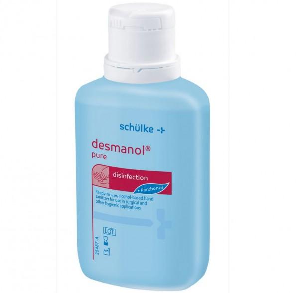 Schülke desmanol® pure 100 ml Händedesinfektonsmittel Taschenflasche