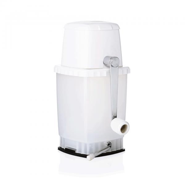 Eiszerkleinerer mit Saugfuß, 24,5 cm, Kunststoff