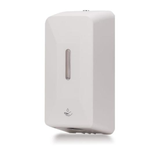 KIWATEC Sensor Desinfektionsmittelspender Weiss