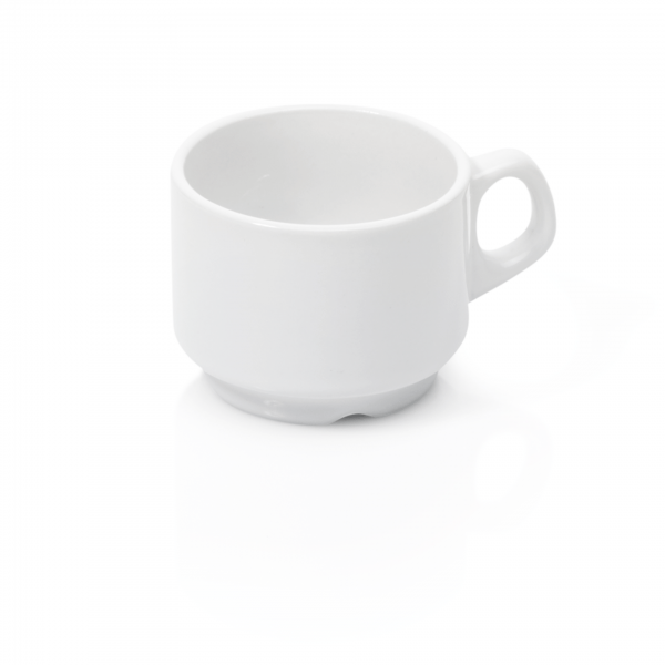 Espresso Obertasse, 0,08 ltr., Porzellan