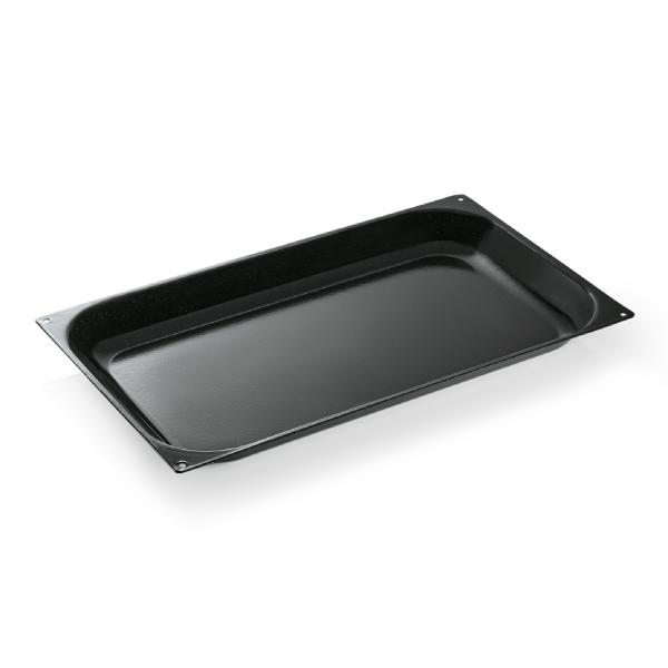 Einschubblech GN 1/1-040 mm, Granit-Emaille