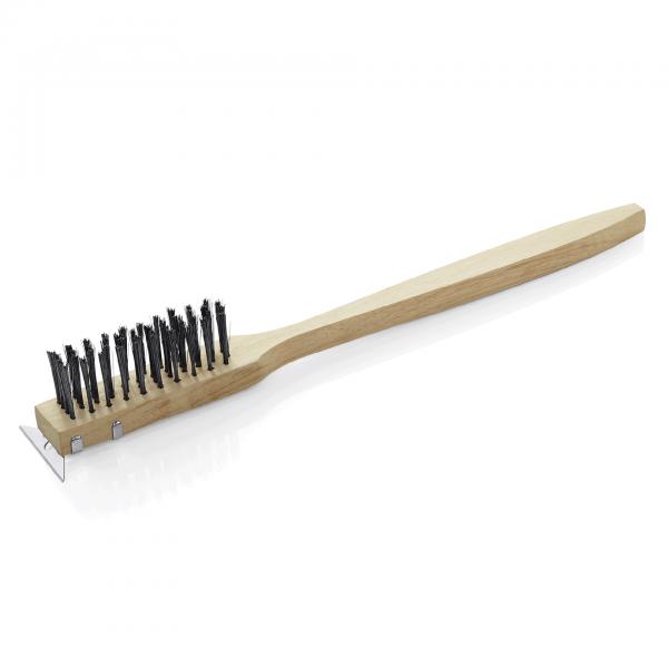 Reinigungsbürste mit Schaber, 50 cm
