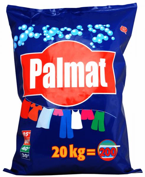 Waschpulver Rösch Palmat Vollwaschmittel 20 Kg